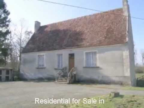 French Property: House For Sale in France- Lower Normandy, Orne 61. 159,000€
