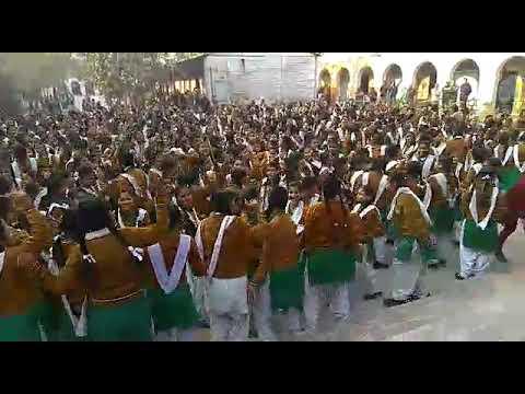 Jail karawegi Chori jail karawegi //Mast school Dance//