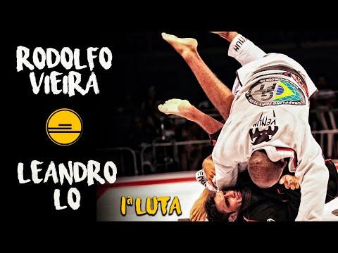 [1ª LUTA] RODOLFO VIEIRA VS LEANDRO LO - SEASON 2 FINALE - HEAVYWEIGHT GRAND PRIX