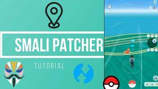 Smali patcher | Pokemon Go Spoofing