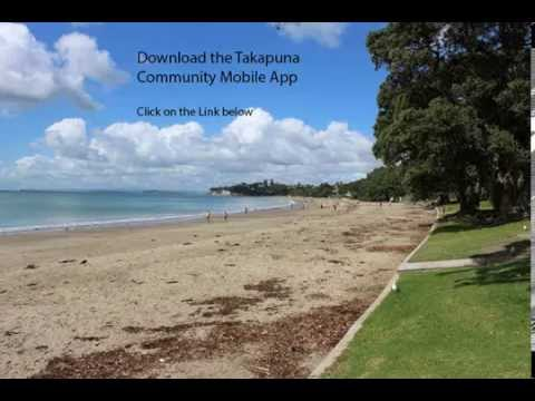 Takapuna Mobile App: Connect with the Takapuna Beach Community.