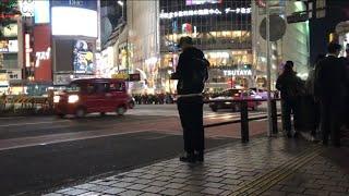 Tokyo Shibuya Crossing thumbnail