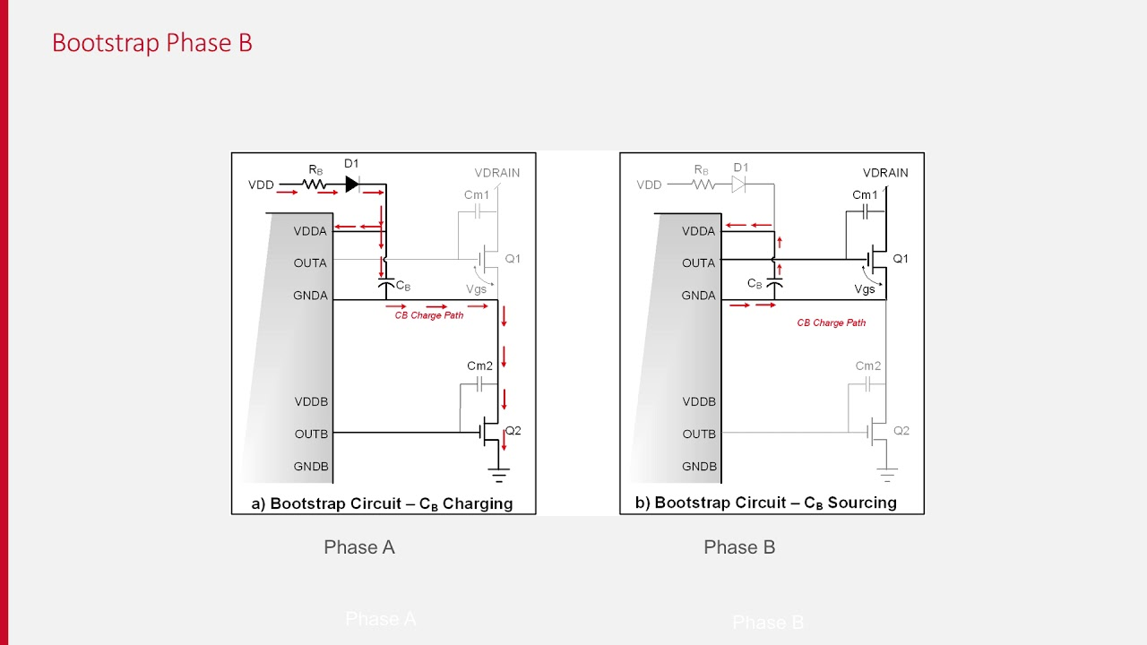 Using The Bootstrap Calculator For Isodrivers Youtube Circuit Diagram