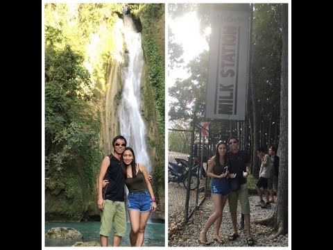 Milk Station and Mantayupan Falls Barili Cebu