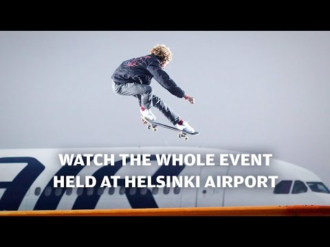 Match Made in HEL 2014 – Connecting the skateboarders of East and West