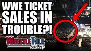 Seth Rollins Is OVER! WWE Elimination Chamber Ticket Sales In Trouble? | WrestleTalk News Feb. 2018