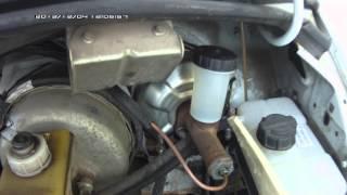 видео Ремонт вакуумного усилителя ГАЗ-2705