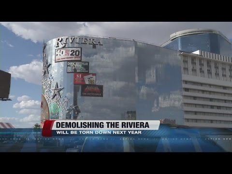 LVCVA votes to move forward on Riviera demolition, expected for 2016