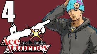 Ace Attorney: Apollo Justice (Blind) 4 - THE MAGIC CARD