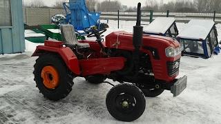 Купить Мини-трактор Shifeng-SF240 (Шифенг-240) minitrak.com.ua(, 2017-02-10T14:38:12.000Z)