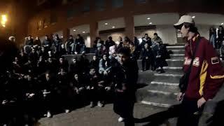 M'ceja Vs Kiner  Octavos - 2ª Clasificatoria  Street Fighters