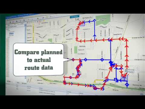 Synovia - Benefits of GPS Solutions for Route Planners