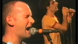 Fugazi - Waiting Room Live - Forte Prenestino, Rome (30-9-1999)