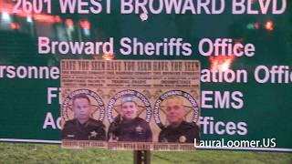 """""""Broward Coward"""" Posters Plastered All Over Broward County Sheriff's Office #Loomered"""