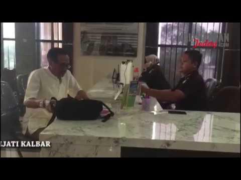 Mantan Bupati Kapuas Hulu Abang Tambul Husin Tersangka Kurupsi