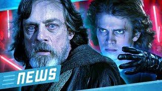Star Wars: Lukes Vater in Episode 9, Obi-Wan kehrt zurück und PS5 im Februar 2020? - FLIPPS News