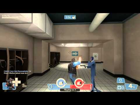 Team Fortress 2 - New High Five Taunt