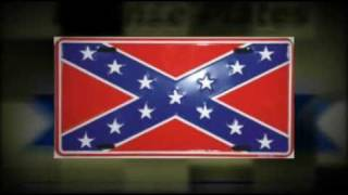Rebel Flag License Plates Video