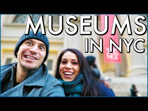 MUSEUMS IN NYC - MET & COOPER HEWITT | The NYC Couple