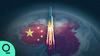 Why a U.S.-China Space Race is a Good Thing