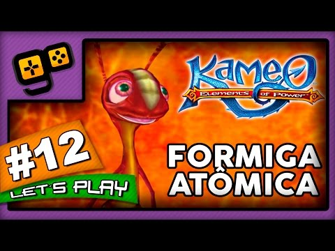 Let's Play: Kameo Elements of Power - Parte 12 - Formiga Atômica