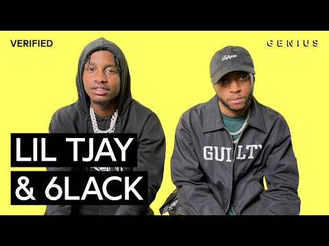 Lil Tjay & 6LACK Calling My Phone Official Lyrics & Meaning | Verified
