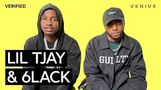 "Lil Tjay & 6LACK ""Calling My Phone"" Official Lyrics & Meaning 