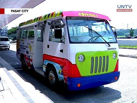 Electric jeepney, planong isama sa PUJ modernization program sa bansa