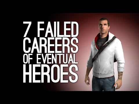 7 Failed Careers That Didn't Work Out for Heroes Destined to Hero