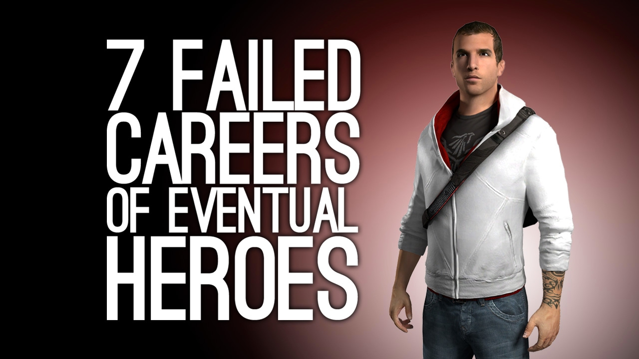 2b55c9dd2e5 7 Failed Careers That Didn t Work Out for Heroes Destined to Hero - YouTube
