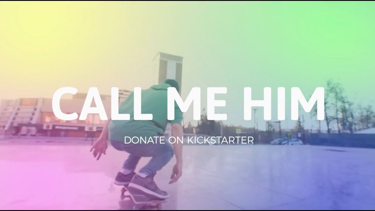 Call Me Him - Novel Teaser (Kickstarter Campaign)