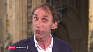 Will Self and Dreda Say Mitchell debate Brexit