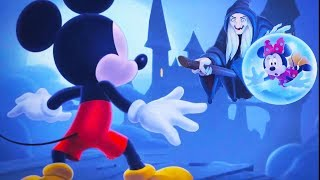 Castle of Illusion Starring Mickey Mouse - All Bosses Disney Cartoon Full Gameplay Episodes