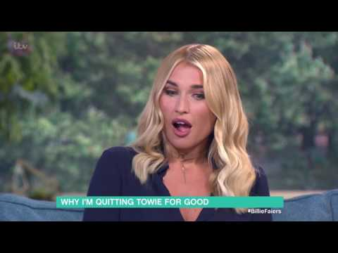 Would Billie Faiers Do Strictly Or Go Into The Jungle? | This Morning