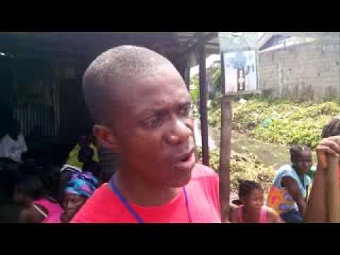 Sanitation Group -Action For Better Liberia