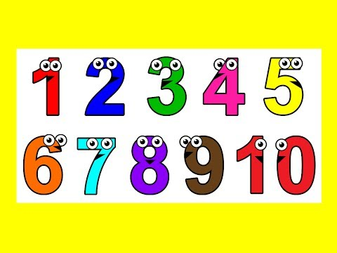 """""""Sing to 10"""" - Learn Counting Numbers 1 to 10, By Toddler ..."""