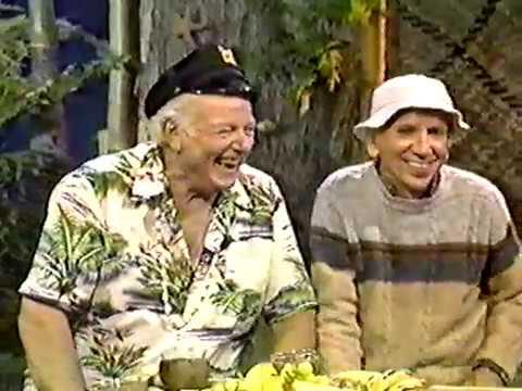 1966-67 Television Season 50 Anniversary: Gilligan's Island (Bob Denver, Alan Hale: 5/17/88)