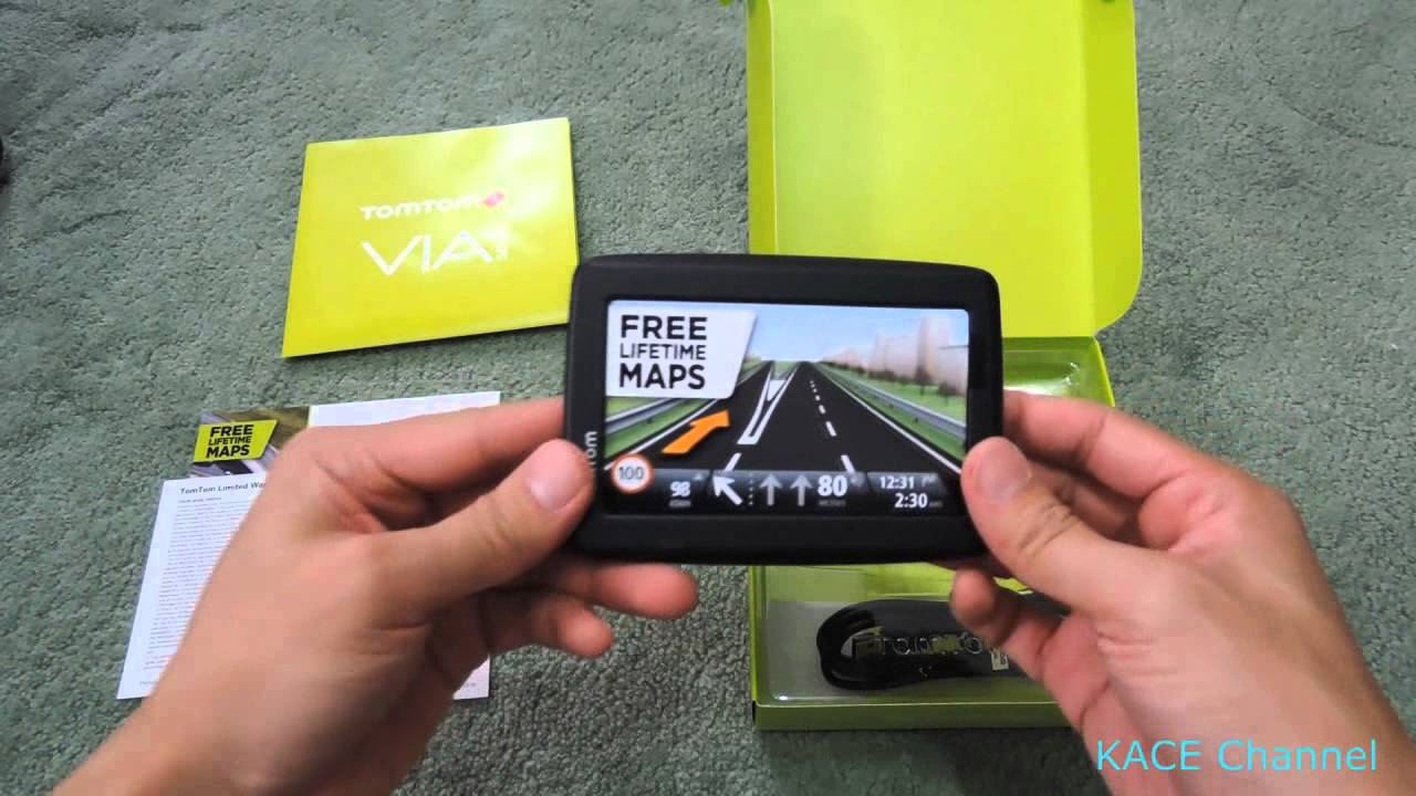 DRIVERS FOR TOMTOM VIA 220
