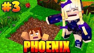 RONJA hat MIR EINE FALLE GEBAUT?! - Minecraft PHOENIX #3