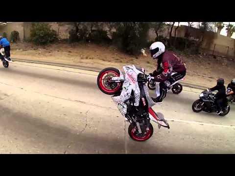 1wheelfelons Murder The Map dvd streetbike stunts