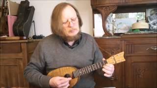 Lamento di Tristan - pineapple ukulele