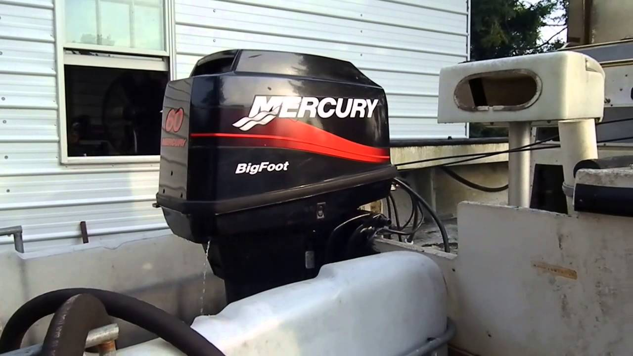 2004 Mercury 60 Hp T852662