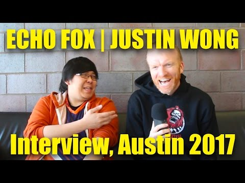 ECHO FOX | JUSTIN WONG SFV INTERVIEW (you can use question timestamps below), DHATX17