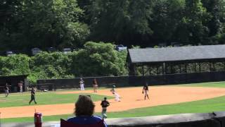 Michael Goss baseball Sunbelt Collegiate Summer Baseball League 2014
