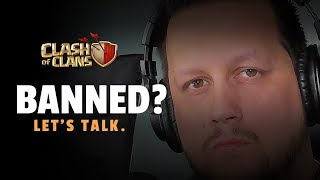 BANNED? Let's Talk...