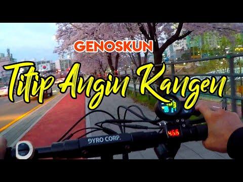 TITIP ANGIN KANGEN - Genoskun | ( Lintang Ati ) Official Video Lirik