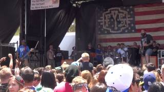 """Four Year Strong - """"What the Hell is a Gigawatt?"""" (Live in San Diego 6-25-14)"""