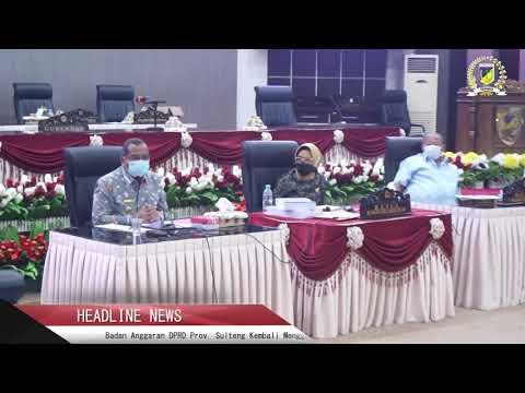 Banggar DPRD Menggelar Rapat Bersama TAPD