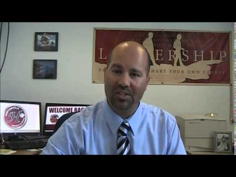 Hortonville Middle School Message from the Principal-August 8. 2014