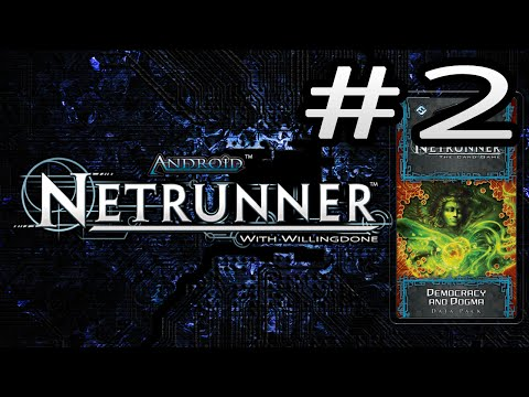 Android Netrunner Data Pack Review: Democracy And Dogma - Corp Cards